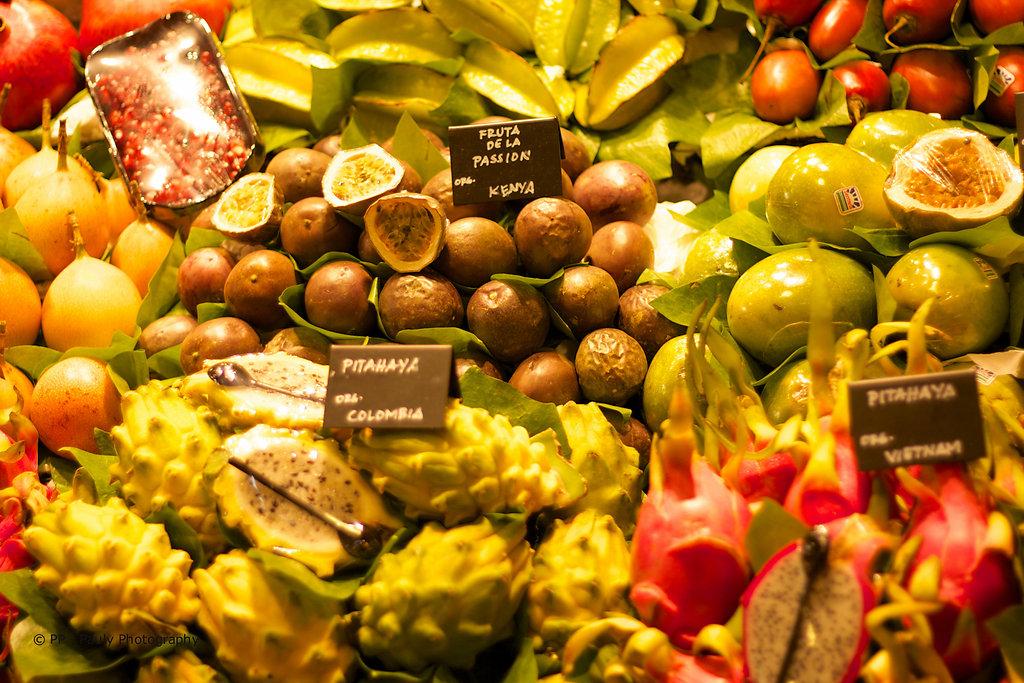 """Boqueria - der Markt für """"alles"""" in Barcelona"""