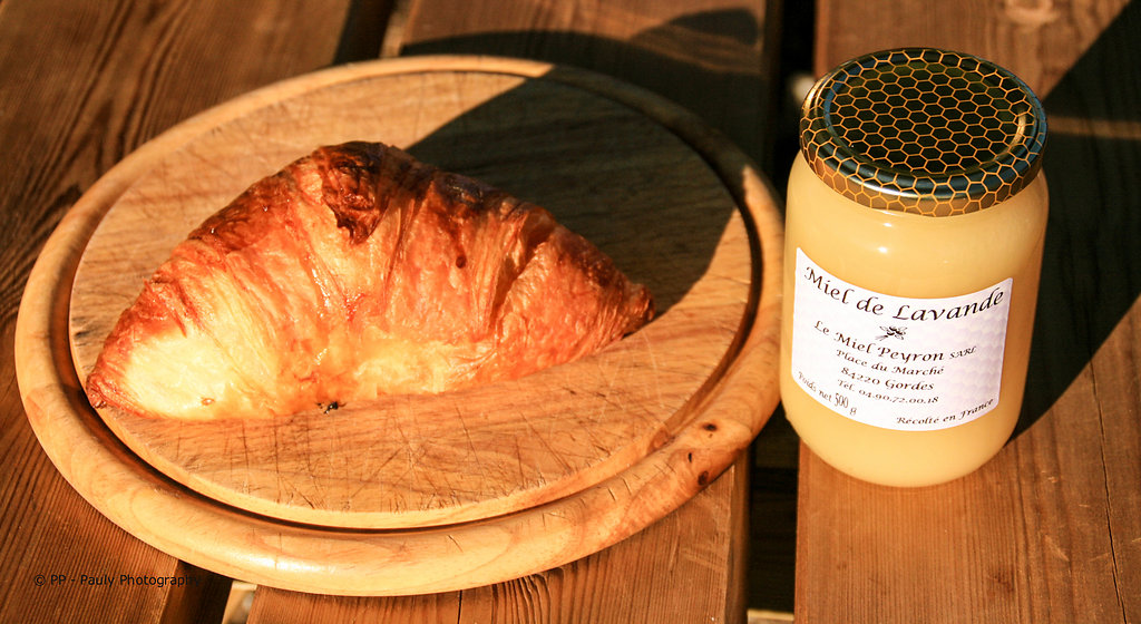 Französisches Frühstück par excellence