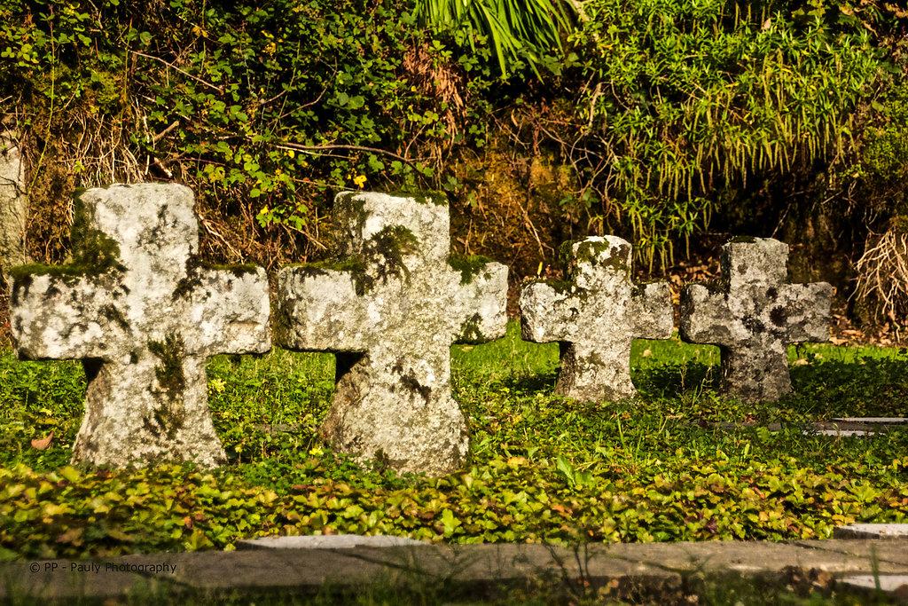 Deutscher Kriegsfriedhof in Glencree